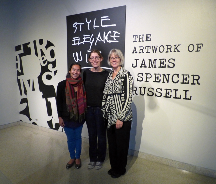 Jennifer Saracino, Allison Caplan and Julie