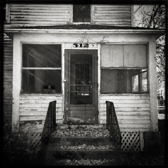 Jim's House Front Door