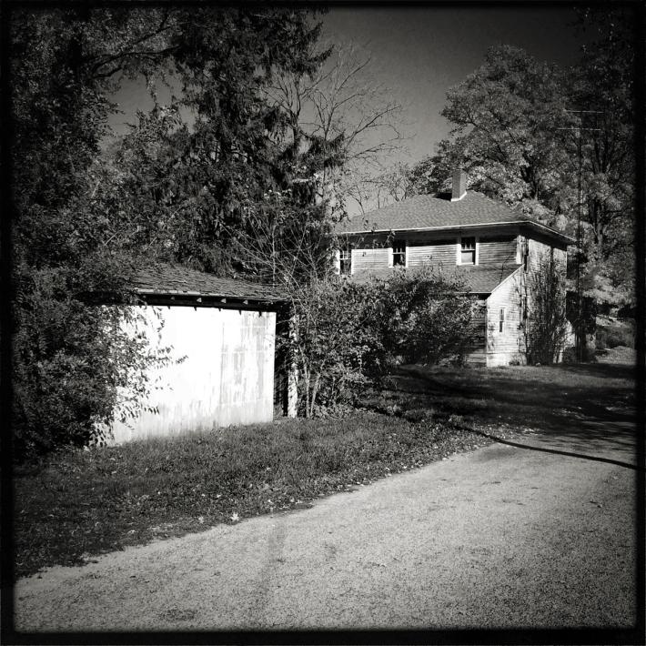 Jim's House Rear View