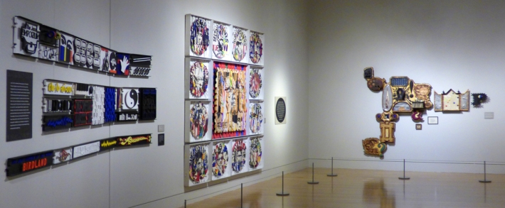 One last look into the exhibition