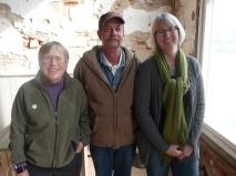 Diane, Wade and Julie